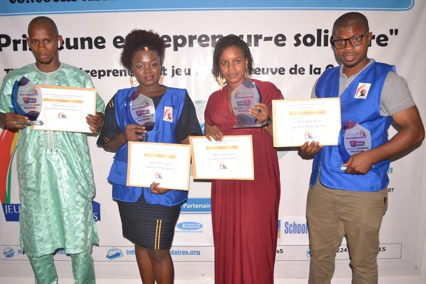 Entreprenariat : Les lauréats du ''Prix Jeune Solidaire 2020'' sont connus ?